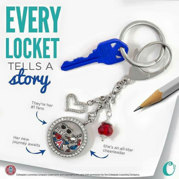Key chain or purse locket www.luvnlife.origamiowl.com ...