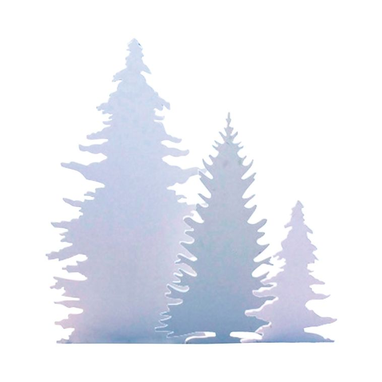 Dhi Christmas Tree Silhouette 309757 Outdoor And Window D�cor
