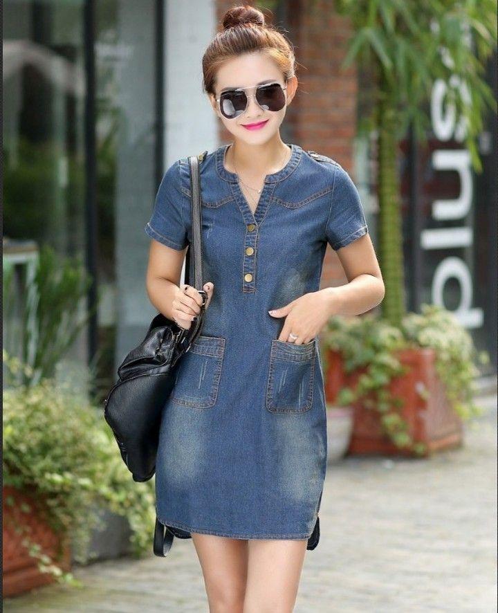 CW36179 Short sleeve loose large yard dress for women  c234256112bf