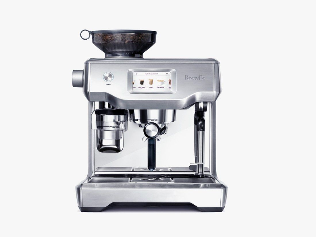 Breville Oracle Touch Review It S Expensive But It S Worth It Breville Espresso Machine Home Espresso Machine Automatic Espresso Machine