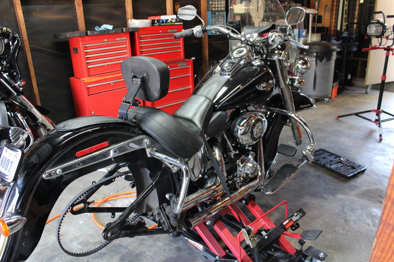 Wheel Removal And Installation Removing Installing Adjusting Drive Belt Tension And Aligning The Axle Motorcycle Safety Bike Safety Lady Riders
