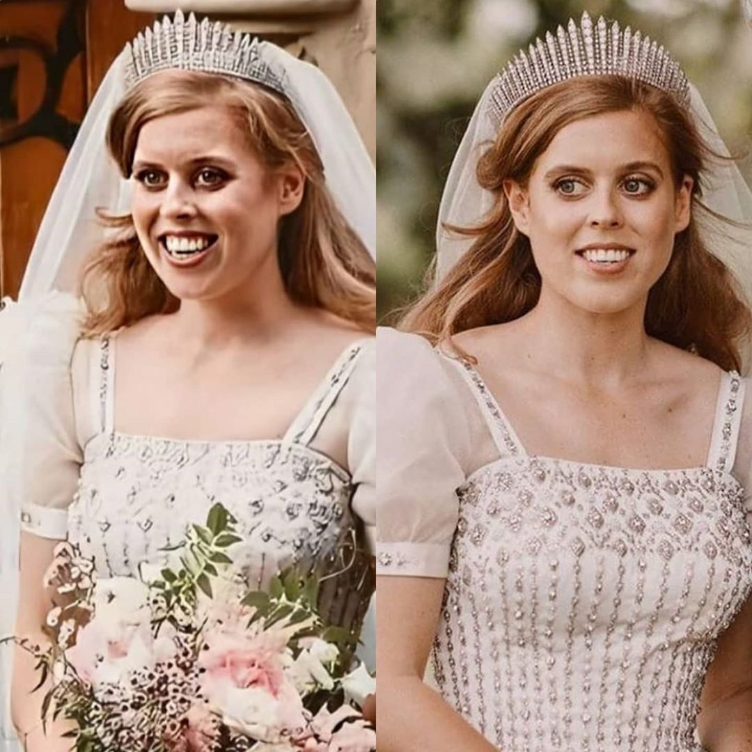 "The British Royal Family💖 on Instagram ""WeddingMakeup"