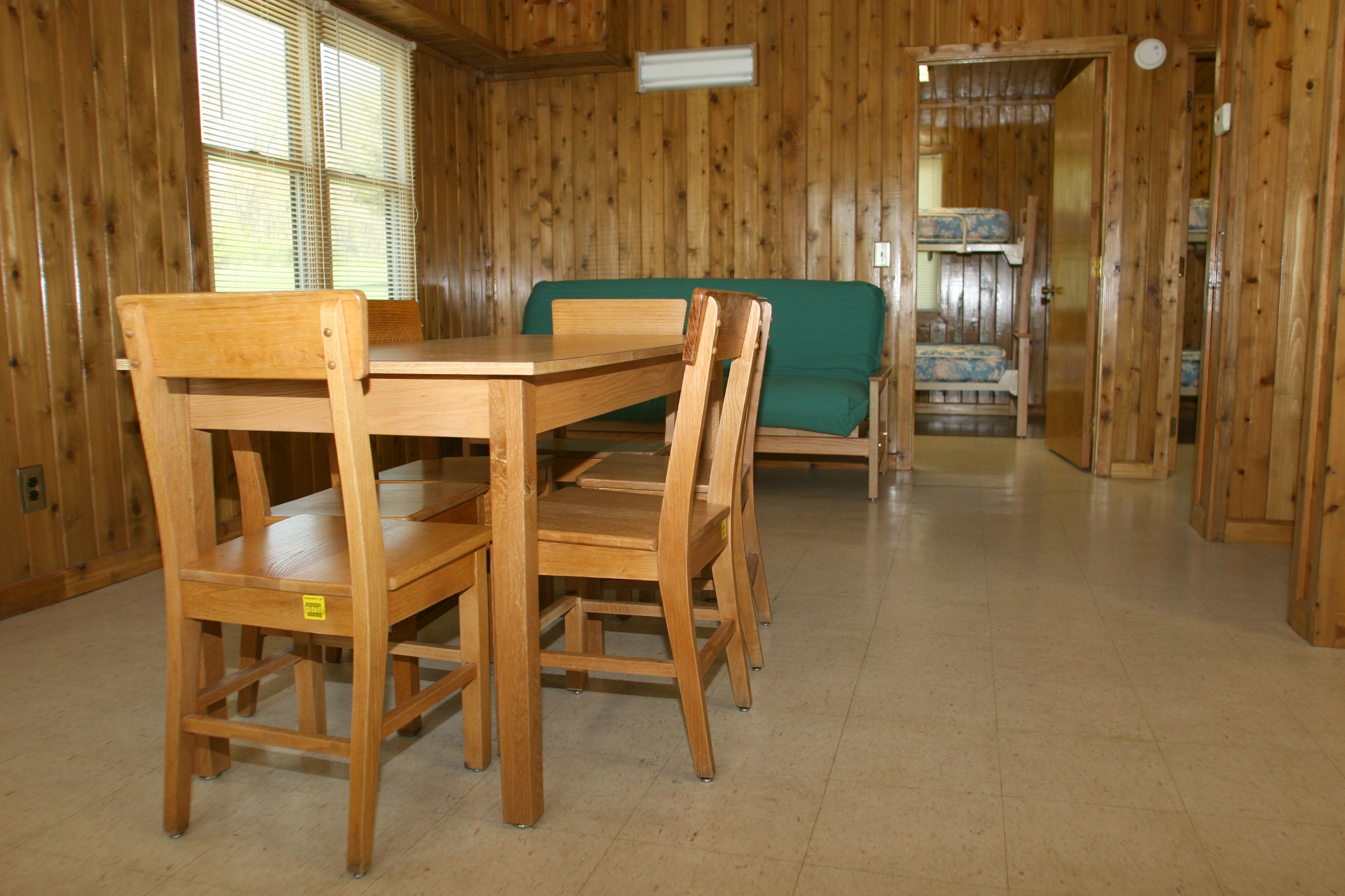 Great Iowa #cabins at Lake Wapello State Park.   Iowa Cabins ...