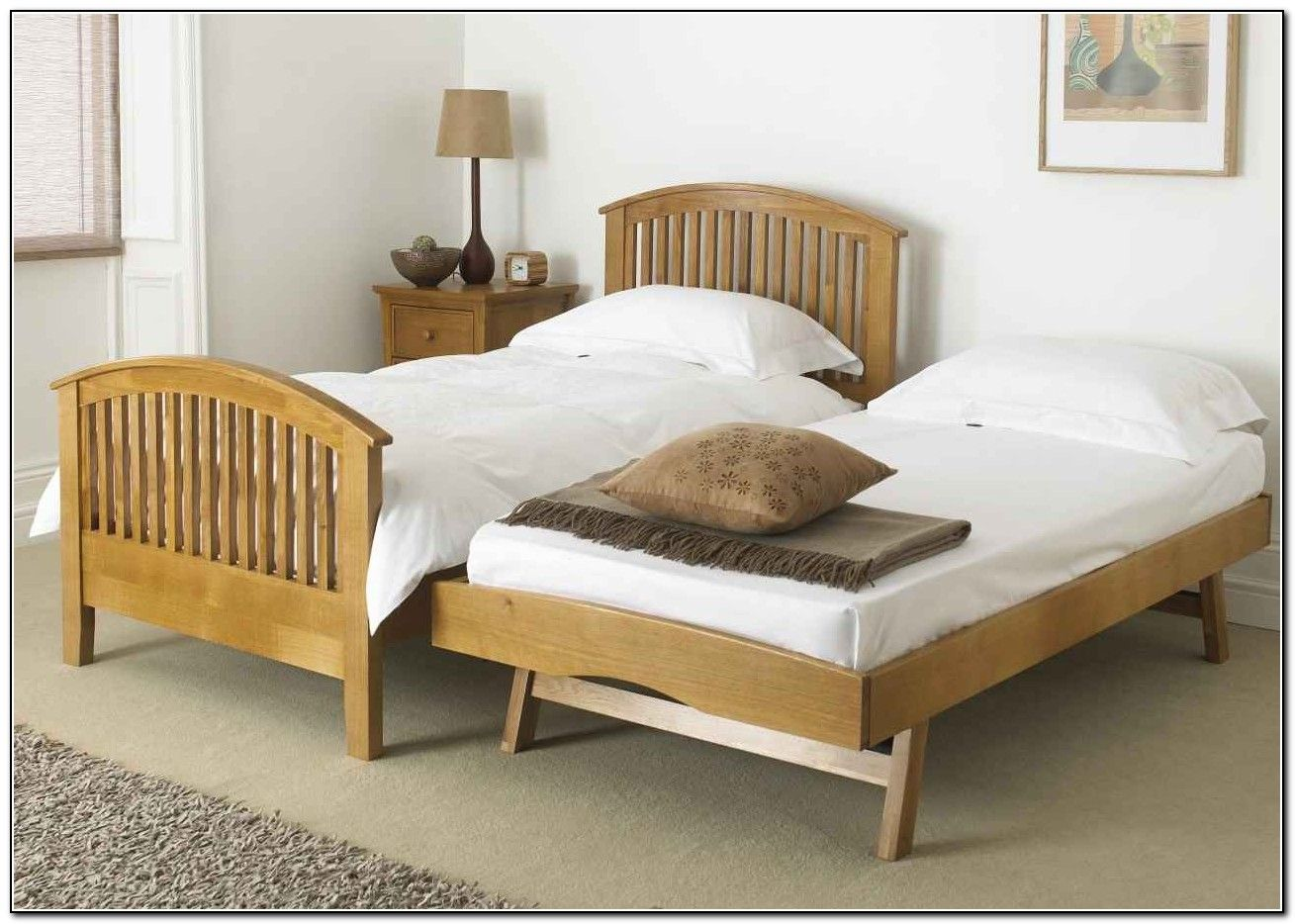 Pull Up Trundle Bed Droughtrelief Org