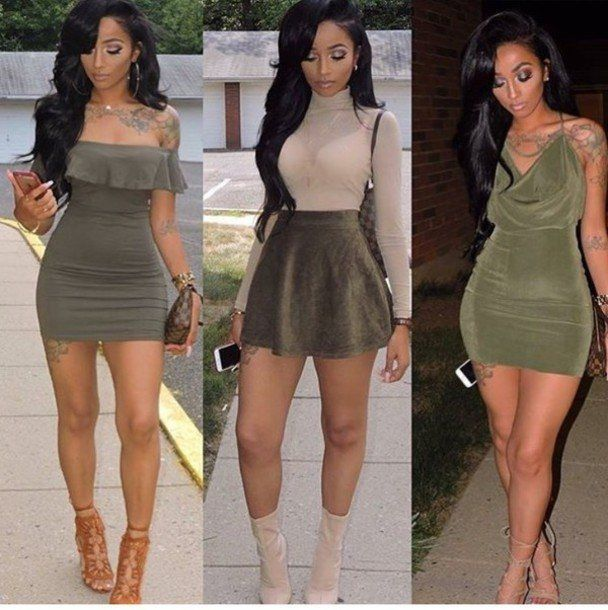 94c9972485b Girls Casual Club Best Casual Outfits for Clubbing. 30 Casual Club Outfits  (31)