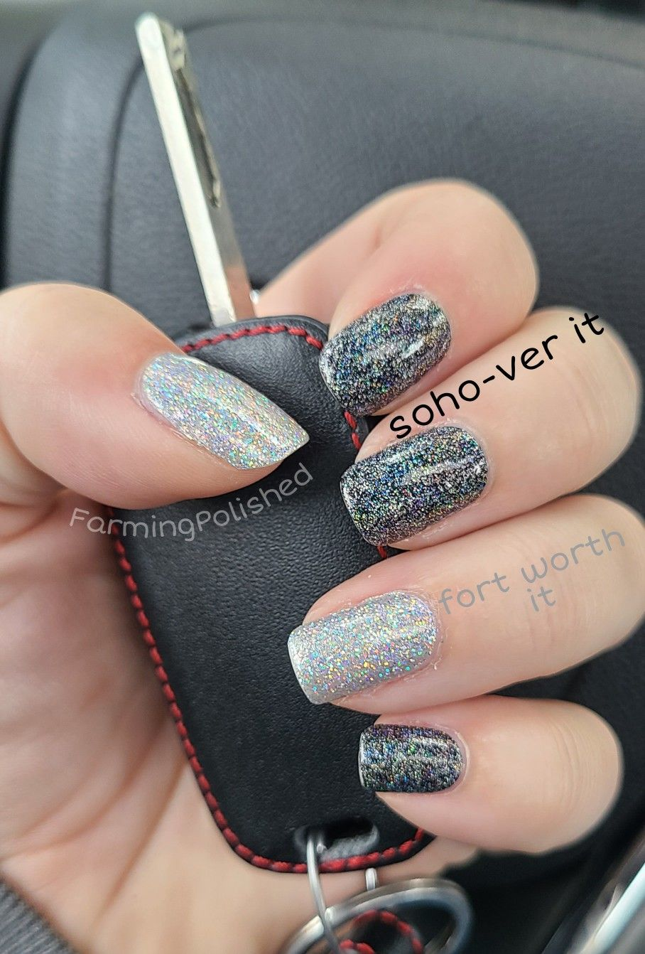 Color Street Holographic Combo!