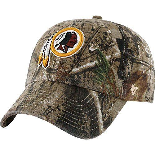 34d4761a5b0 Washington Redskins Camouflage hats