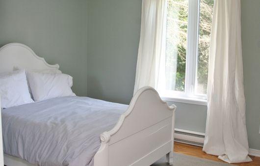 Cómo blanquear las cortinas de casa Trucos para el hogar