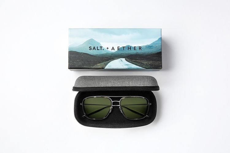SALT. + AETHER EYEWEAR