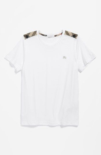 8941a88b6a3d Burberry  Lencel  T-Shirt (Little Boys   Big Boys)   Nordstrom.  50 ...
