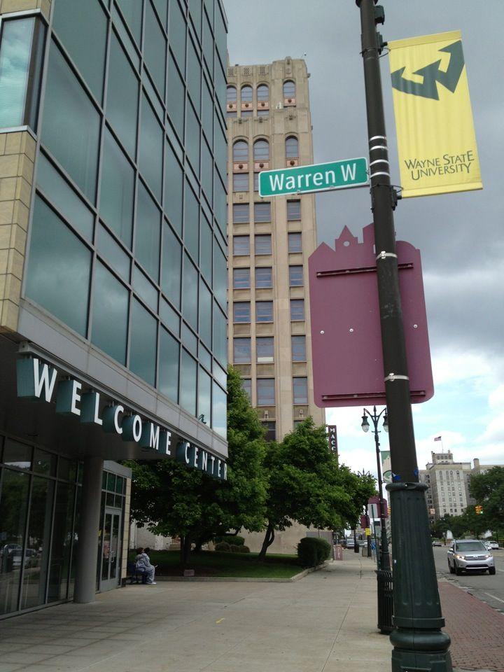 Wsu Welcome Center Wayne State University Wayne State Wsu