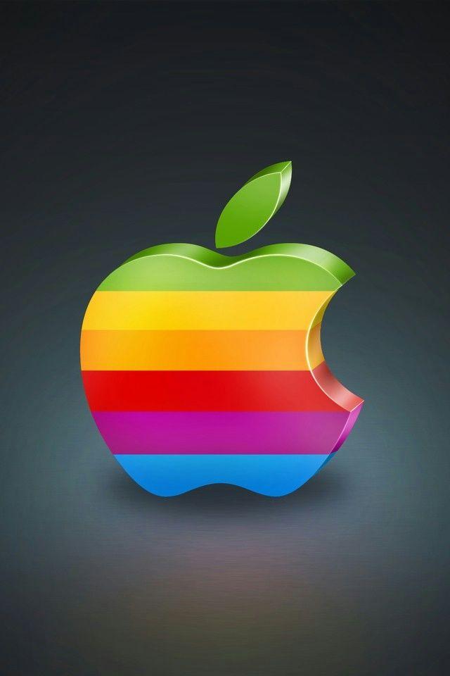 apple logo 3d Bing images (met afbeeldingen)