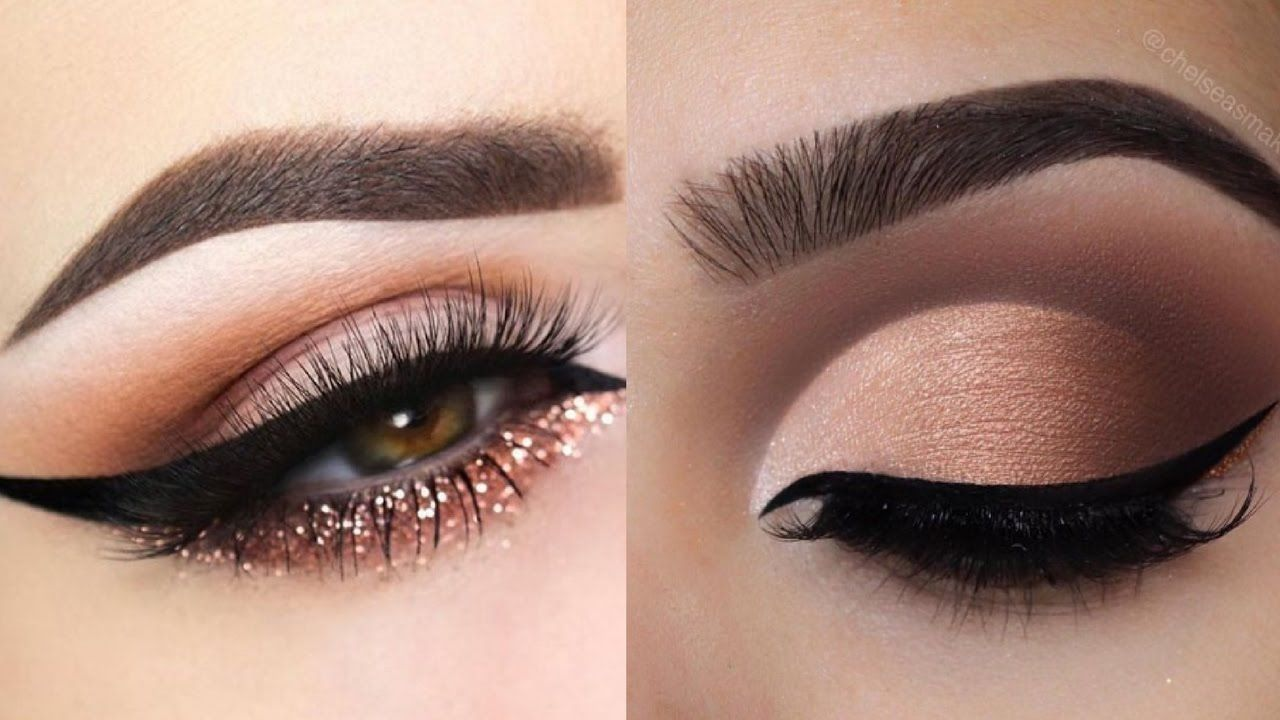 Beginner eye makeup tutorial lots of tips and tricks soft eye beginner eye makeup tutorial lots of tips and tricks soft eye look 2017 very baditri Choice Image