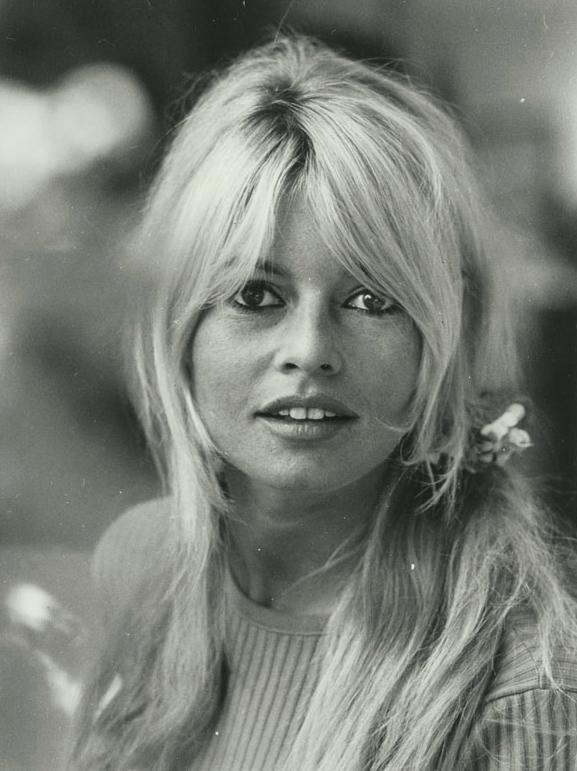 Brigitte Bardot, 1970s, anonymous. C i n é m a