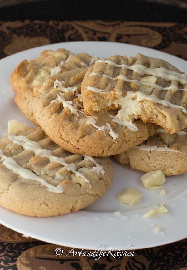 Canada A Best Ever White Chocolate Chip Cookie Recipe Made With White Chocolate