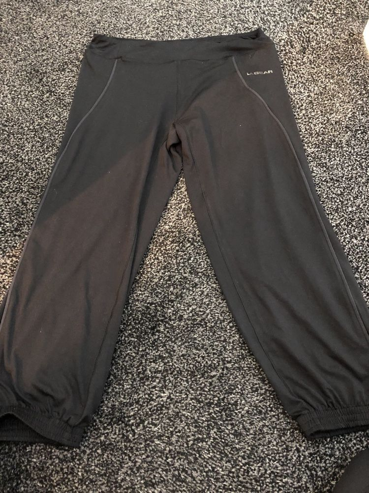 c8260df5cc958f LADIES LA GEAR 3/4 SPORTS LEGGINGS/TROUSERS SIZE 10 BLACK. #fashion # clothing #shoes #accessories #womensclothing #activewear (ebay link)