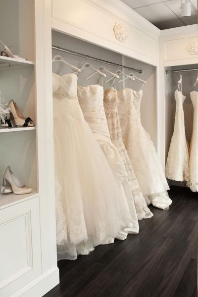 Love The Closet Feel Of This Store. Wedding Dress ...