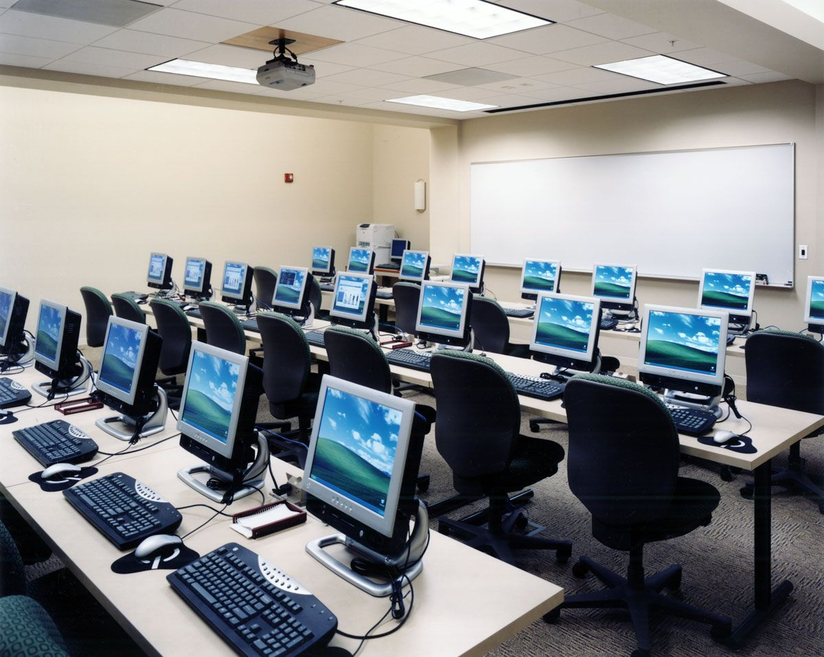 computer technology training