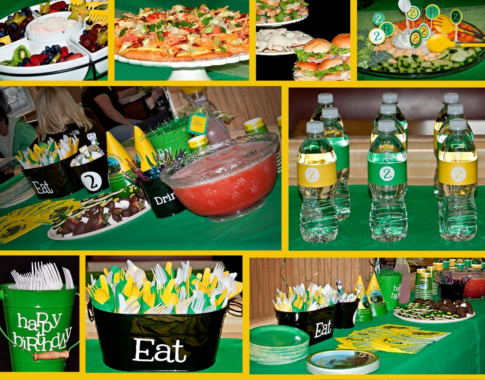 Lovely Find This Pin And More On Parties. Photo 12 Of John Deere ...