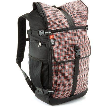 9358a90e04 Ethnotek Tek-Thread Travel Daypack | Supplies! | Pinterest