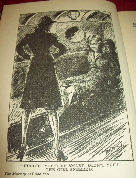 the mystery at lilac inn a nancy drew mystery story 1930 carolyn keene re reading nancy drew. Black Bedroom Furniture Sets. Home Design Ideas