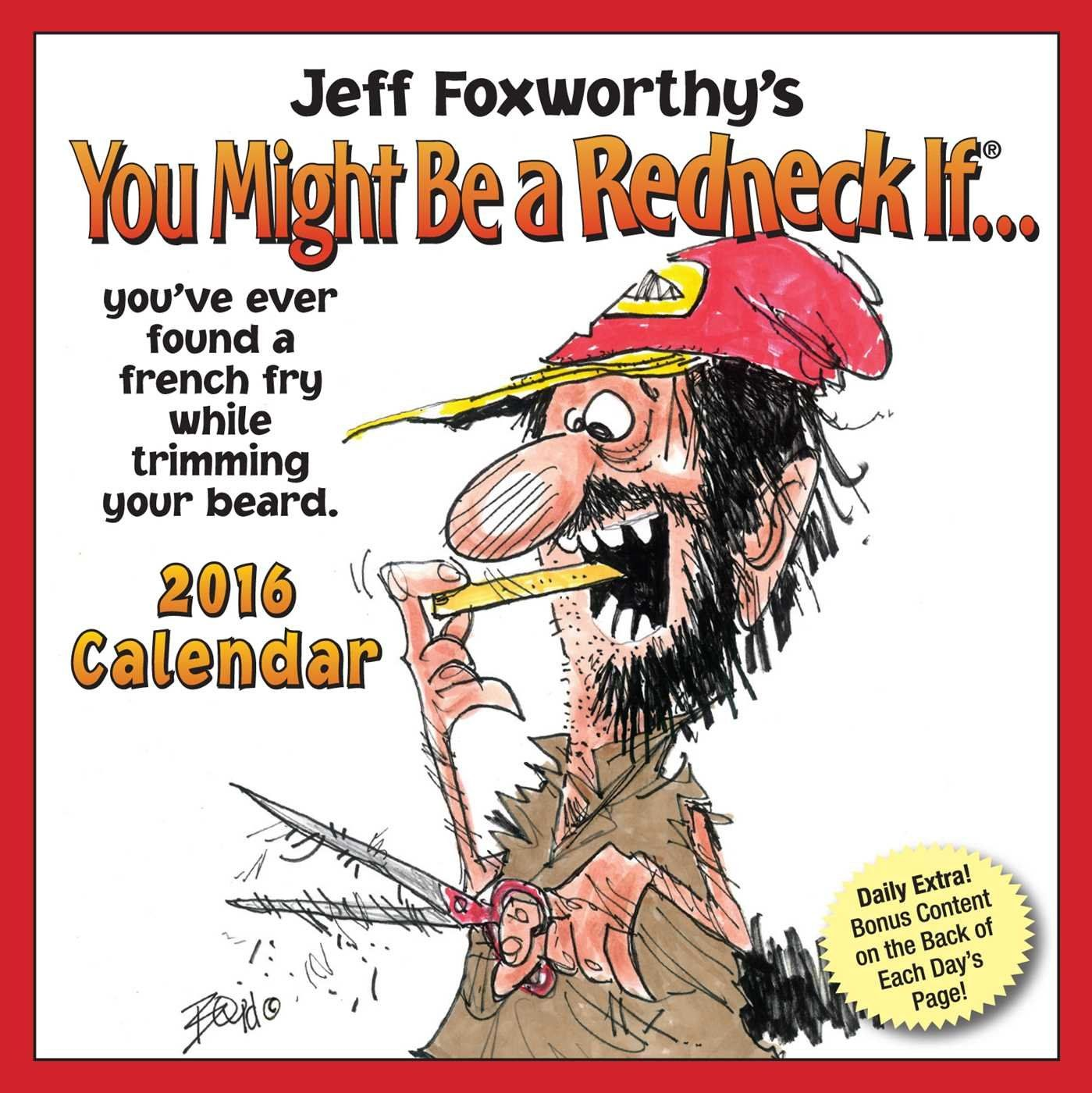 Top 9 Best Funny Day-to-Day Calendars 2018