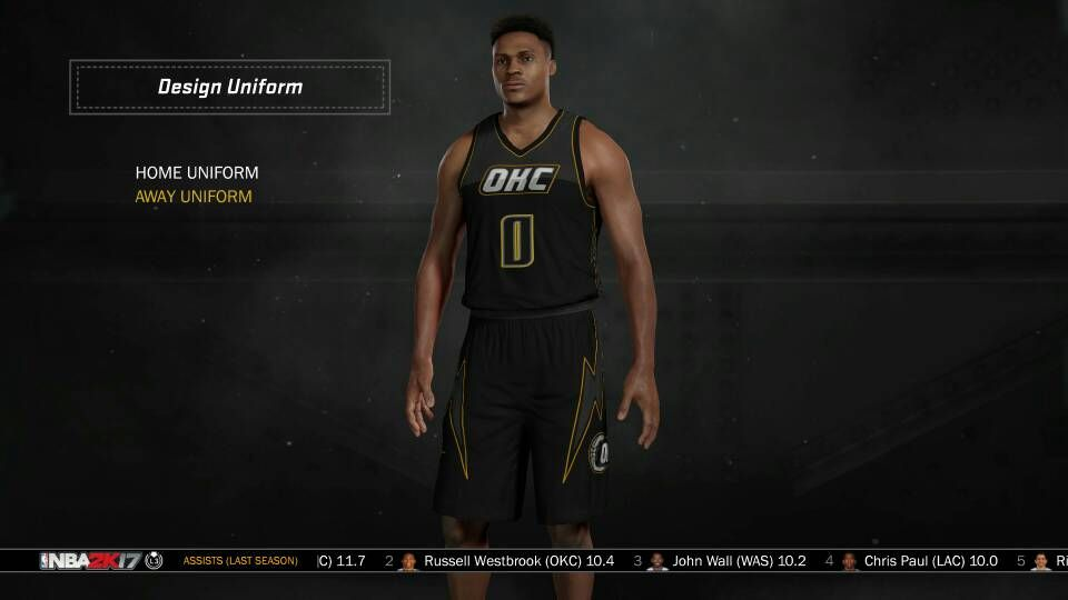 NBA 2K17 Jersey & Court Creator - Page 44 - Operation Sports