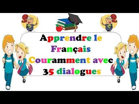 239 Dialogues En Francais French Conversations 239 Dialogues En Francais French Conversations Youtube French Conversation Dialogue Listening Comprehension