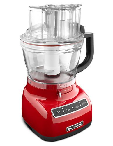 13-Cup Food Processor with ExactSlice™ System Hudson\u0027s Bay I WANT - kitchenaid küchenmaschine artisan rot