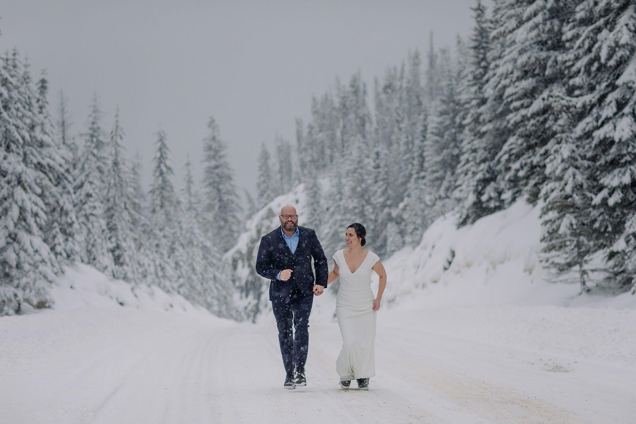 Pin on Emerald Lake Weddings, Elopements & Engagements