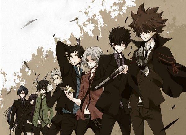 Reborn Wallpaper Arte De Anime Diseño De Personajes Y Anime