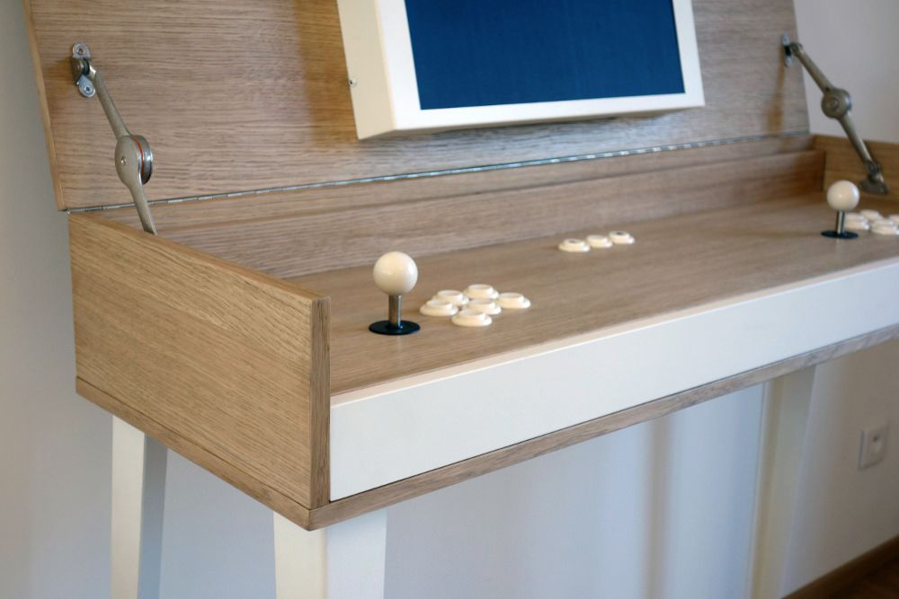 Häufig 25+ unique Arcade stick ideas on Pinterest | Arcade machine  LG98