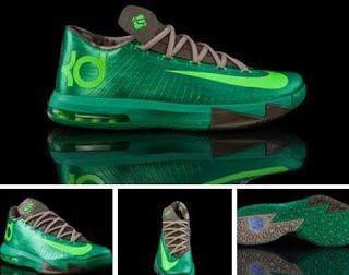 best loved 3a3aa 6a2ac Nike KD 6 VI Bamboo Sneaker (Official Images + Release Date)