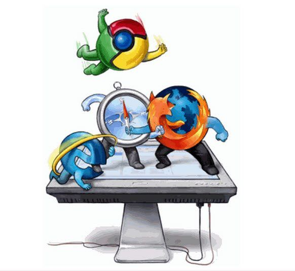 #eimzfun | Browser wars, Funny pictures, Battle