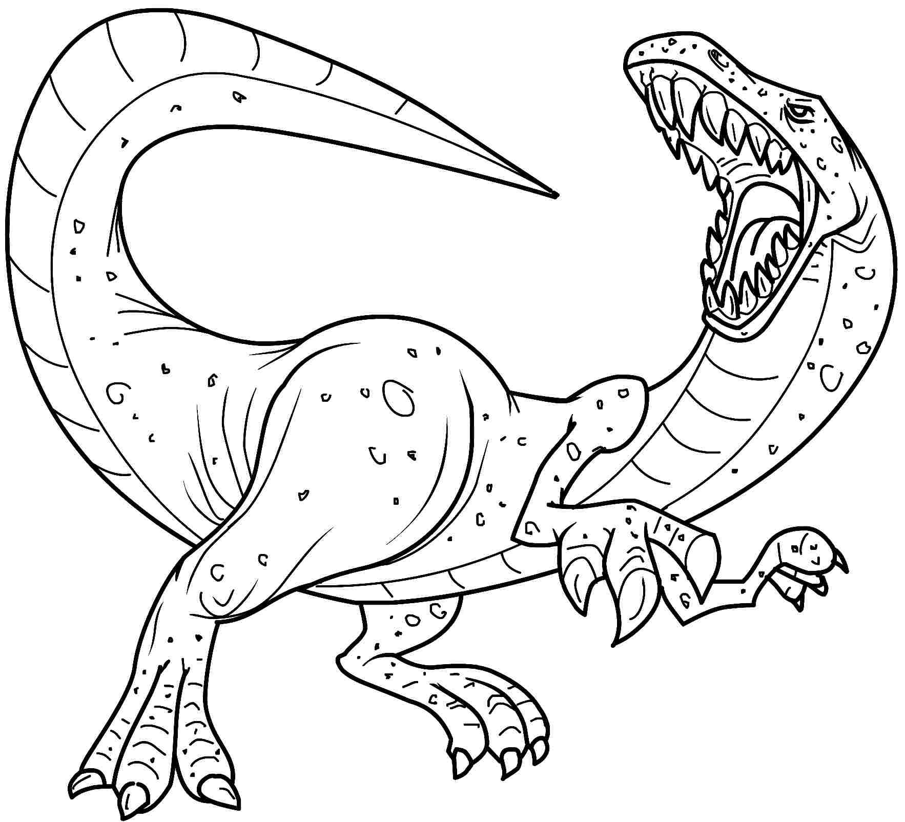 Allosaurus Dinosaur Coloring Pages Dinosaur Coloring Pages Creation Coloring Pages Animal Coloring Pages