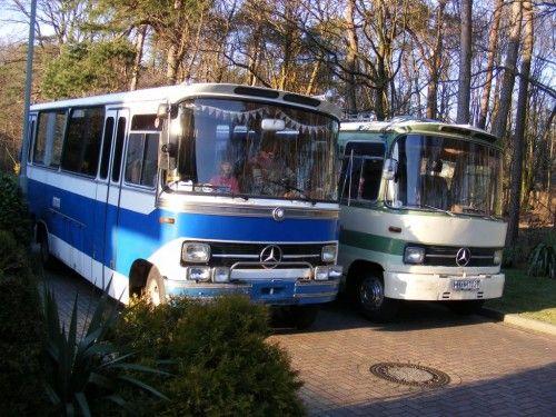Ein Bus kommt selten allein - Gallery - Busfreaks Forum