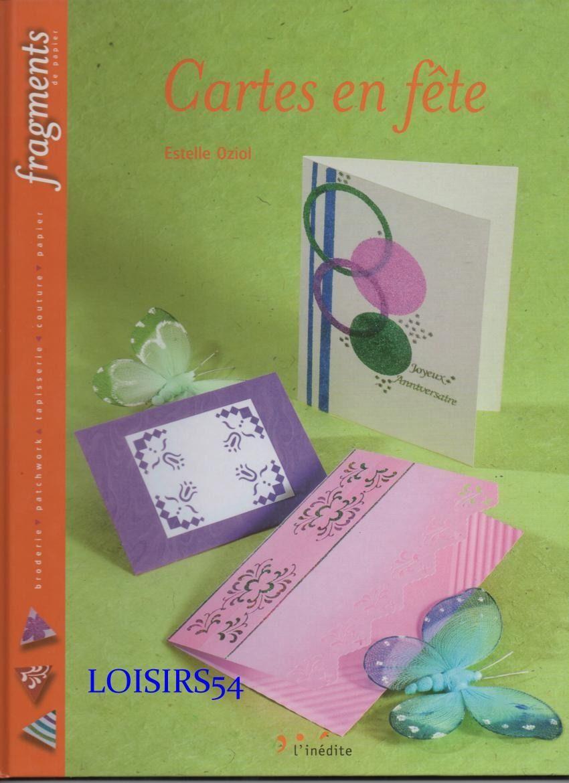 livre cartes en f te pour la d coration de carte anniversaire mariage naissance cartes en. Black Bedroom Furniture Sets. Home Design Ideas