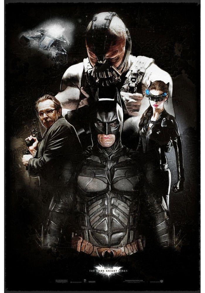 The Dark Knight Rises - Paul Shipper