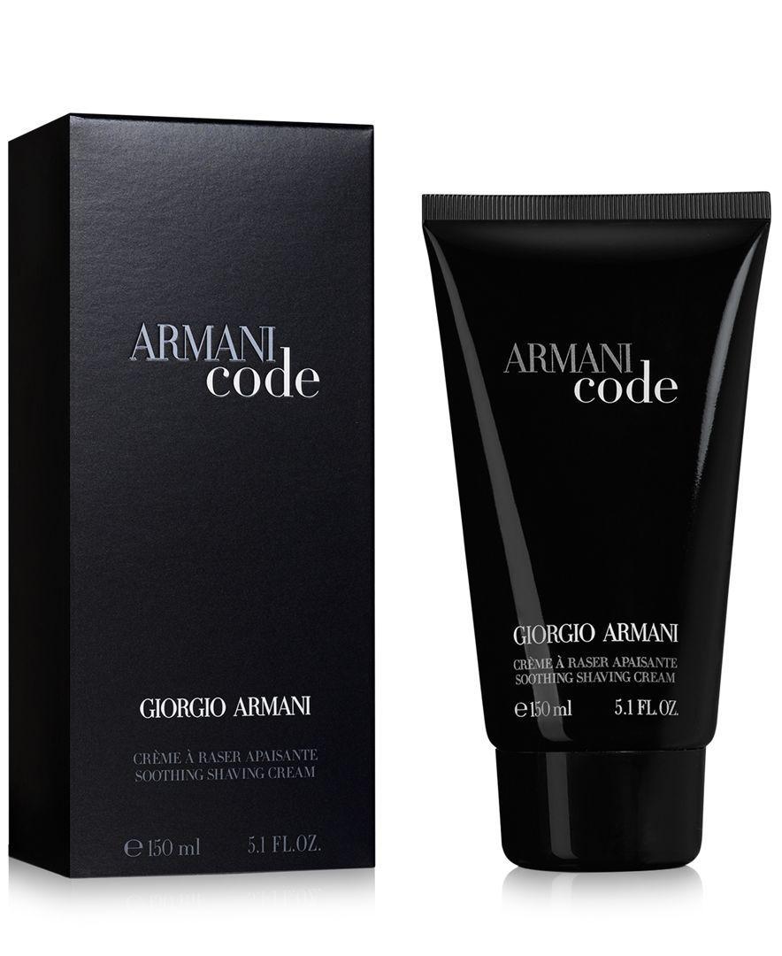 353f78cb67a Giorgio Armani Armani Code for Men Shaving Cream