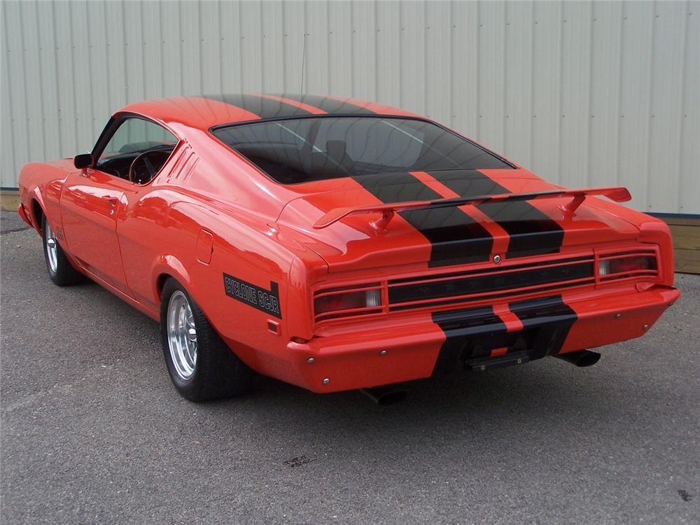 1969 Mercury Cyclone GT SCJR | Mercurys | Pinterest | Cars, Muscles ...