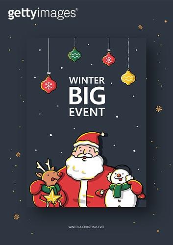 일러스트 벡터 일러스트 상업이벤트 사건 이벤트페이지 크리스마스 국경일 팝업 산타클로스 가상존재 겨울 쇼핑 할인 이벤트 행사 이미지 A11956585 게티이미지뱅크 겨울 크리스마스 크리스마스 배경화면