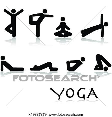 stick drawing yoga poses in 2020  yoga poses how to do