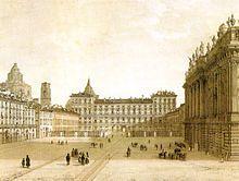 Piazza Castello (Torino) - Wikipedia