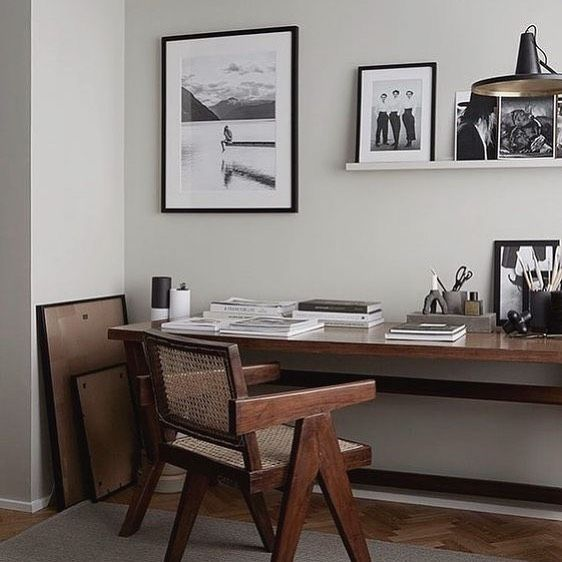 It's #workspacewednesday And We Are Crushing Hard On This