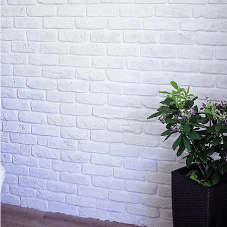 Evesham Moulded White Brick Slips White Brick Brick Brick Effect Tiles