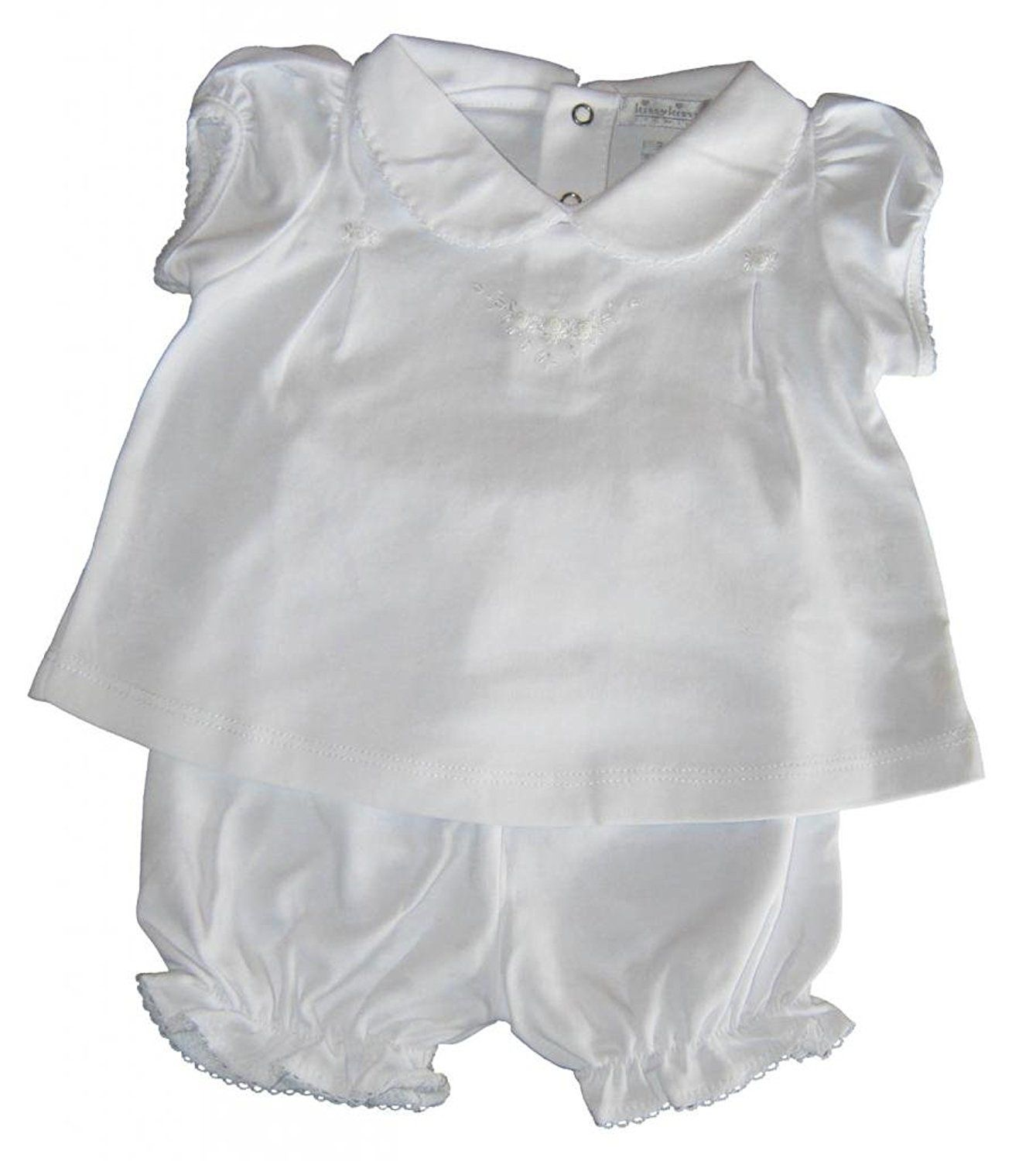 Kissy Kissy Baby-Girls Infant Special Occasion Sun Dress With Diaper ...