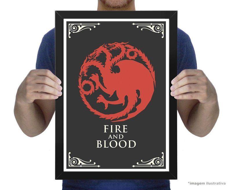 posters game of thrones | Compre Posters de Game Of Thrones Aqui! - Nerd Poster | Posters de Séries, Filmes, Jogos e Bandas!
