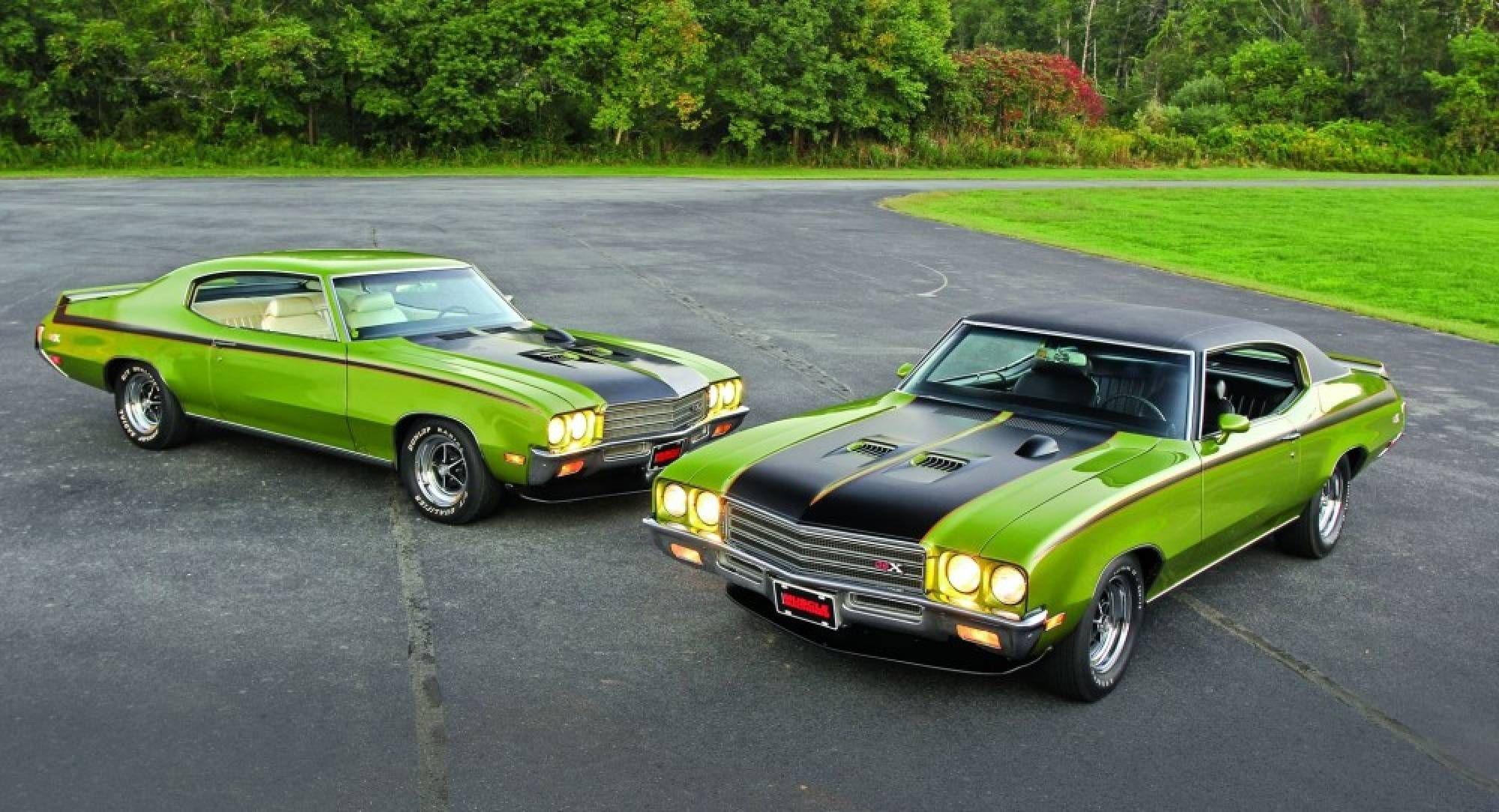 GSX2 - 1971 Buick GSX