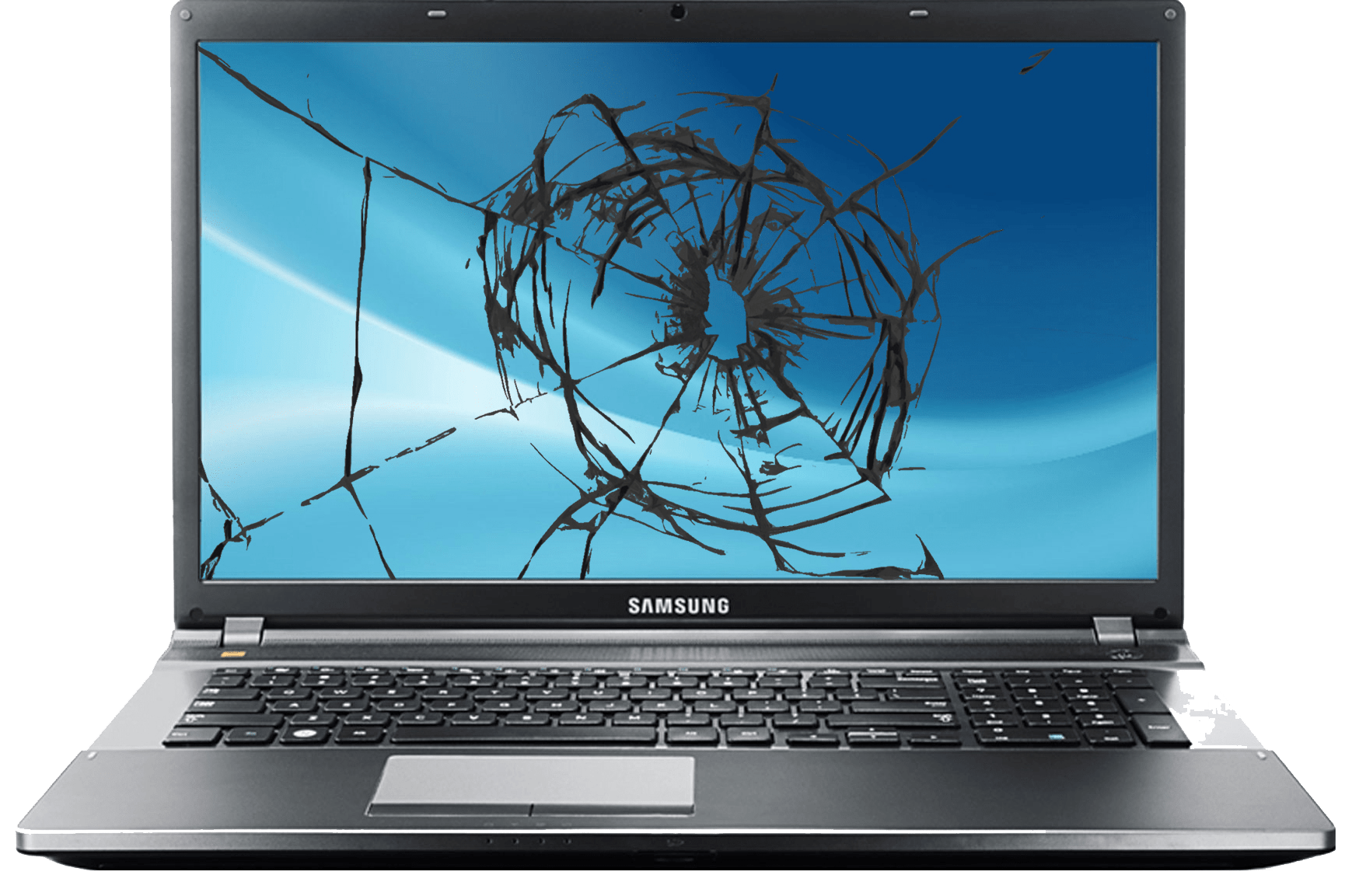 Damaged Laptop Screen It Happens Iknowrepairs Is Here To Help Get Your Laptop Quickly Repaired For Much Less Than You Thi Laptop Repair Top 10 Laptops Laptop