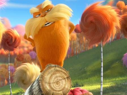 The Lorax Beautiful Trees And Message About Protecting Our Planet The Lorax Animated Movies Cartoon Movies